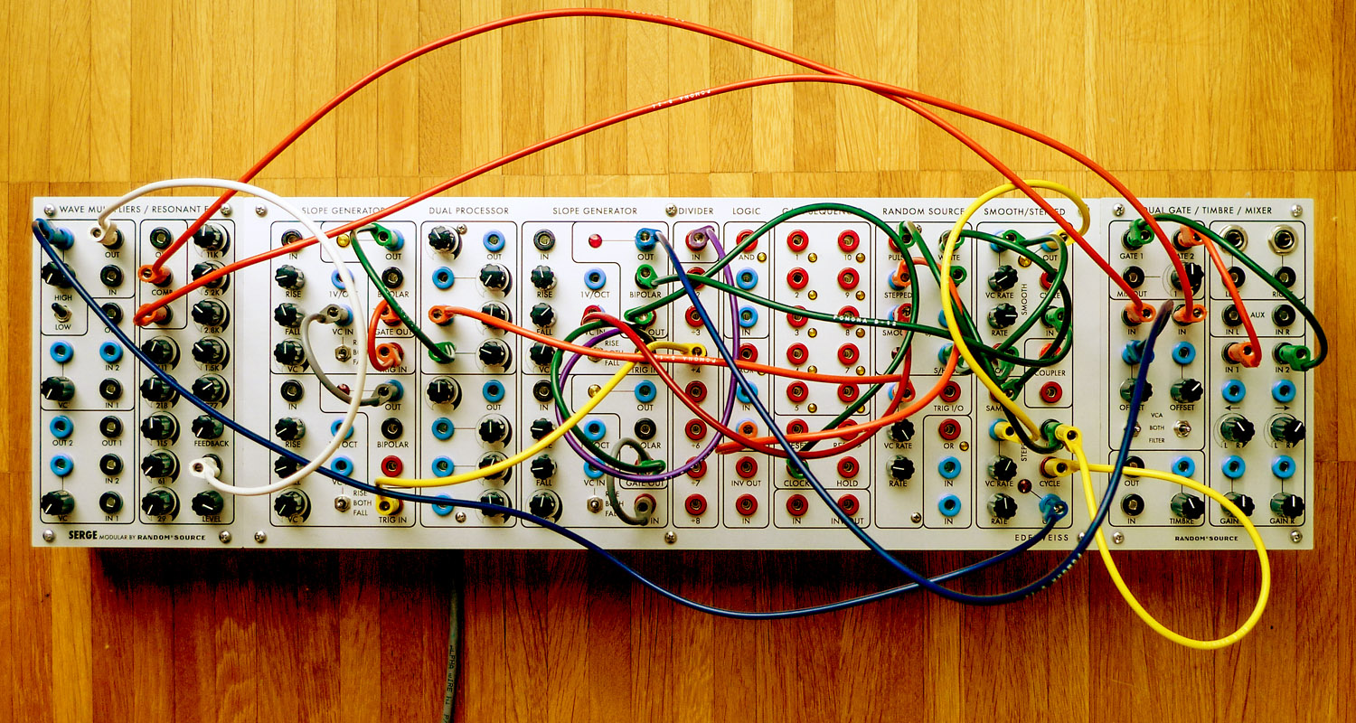 XL Boats for Serge Modular