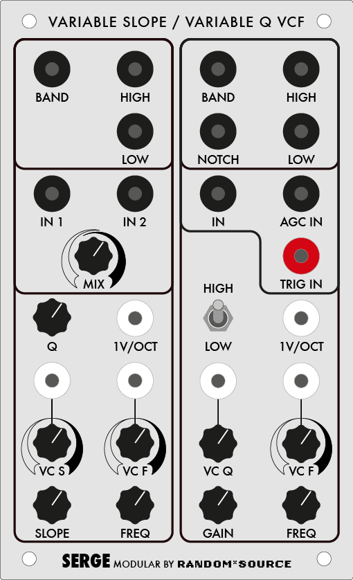 Serge Modular by Random*Source